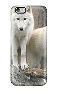 1994711K2347929 durable Protection Case Cover For iphone 5c(white Wolves In The Forest)