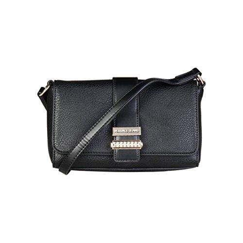 Versace Jeans E1VQBBP6_75462 Clutch de Mujer Cuero Negro