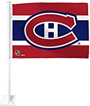 """Montreal Canadiens 11.5"""" x 15"""" Double Side"""