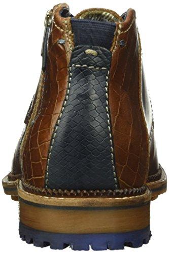 Bugatti 311205301200, Botines para Hombre Marrón (cognac 6300Cognac 6300)
