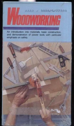 Woodworking [VHS]