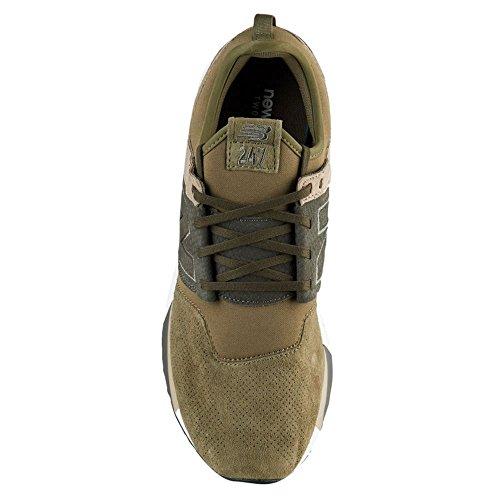 Mesh 247 Herren Balance Sneaker New Green Classic Beige ZBqUEw