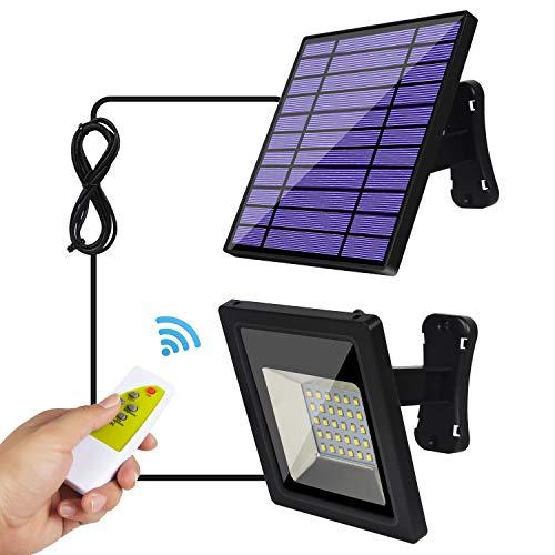 Outdoor Solar Lights For Garage in US - 9