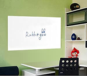 Rabbitgoo self adhesive wall sticker wall for Stickers miroir en rouleau