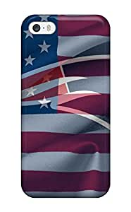 High-quality Durable Protection Case For Iphone 5/5s(new England Patriots )
