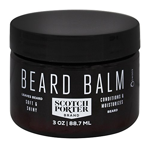 Scotch Porter Natural Mens Beard
