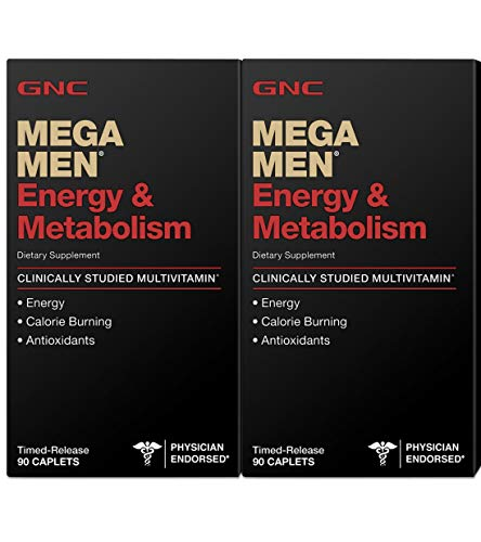GNC Mega Energy Metabolism PACK