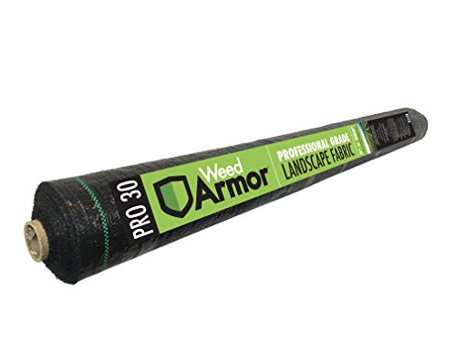 Weed Armor Pro 30,Ground Cover Landscape Fabric (Other, ()