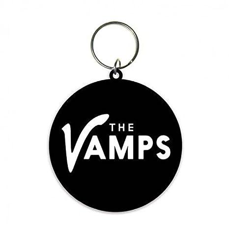 Amazon.com: Set: The Vamps, Logo Llavero Llavero para ...