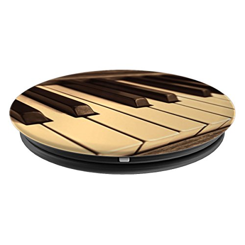 Amazon.com: Cool Piano keys background music sheet - PopSockets Grip and Stand for Phones and Tablets: Cell Phones & Accessories