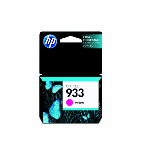 HP 933 Magenta Cartridge CN059AN product image
