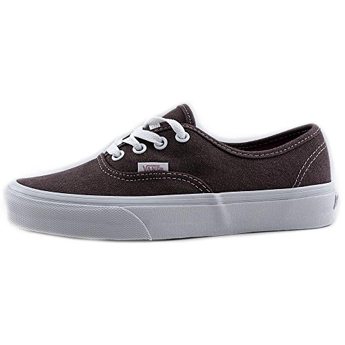 Vans Authentic tone True Brown 2 Washed White Sr8wdr