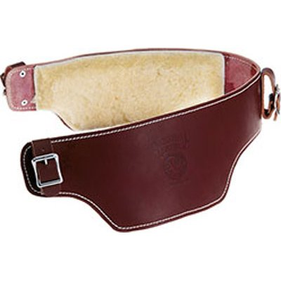 Occidental Leather 5005 LG Belt Liner with Sheepskin by Occidental Leather