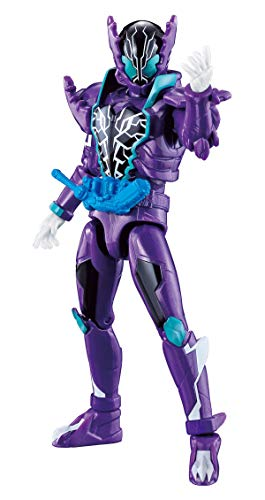 Bandai Kamen Rider Build RKF Legend Rider Series Kamen Rider Rogue Action Figure