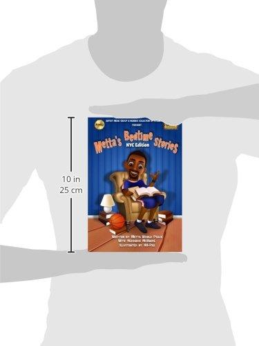 Mettas Bedtime Stories- NYC Edition: Amazon.es: Peace, Metta ...