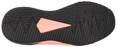 Puma Ignite XT Netfit WNS, Zapatillas de Cross Para Mujer Negro (Puma Black-soft Fluo Peach)