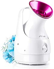 Aiho Essential Oils Diffuser Electric Aroma Diffuser, 500ml Ultrasonic Cool Mist Humidifiers with 7 Color LED Lights, Automatically Shut-off for Office, Home, Bedroom, Babyroom, Yoga and Spa