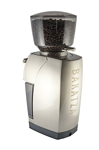 Baratza Forte BG (Brew Grinder) - Flat Steel Burr Commercial Grade Coffee Grinder, Brushtech Coffee Grinder Dusting Brush & Zonoz One-Tablespoon Plastic Clever Scoop (Bundle) by Baratza (Image #2)