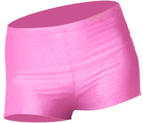 Alleson Cheer Boy Cut Brief, Pink, XX-Large by Alleson Athletic