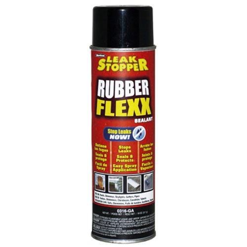Flexx 0316-GA 18OZ Rubber Flex Sealant ()