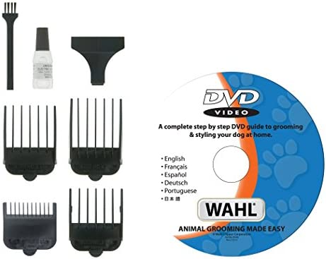 WAHL Dog Clipper Pro Series - Mains/Rechargeable: Amazon.es ...