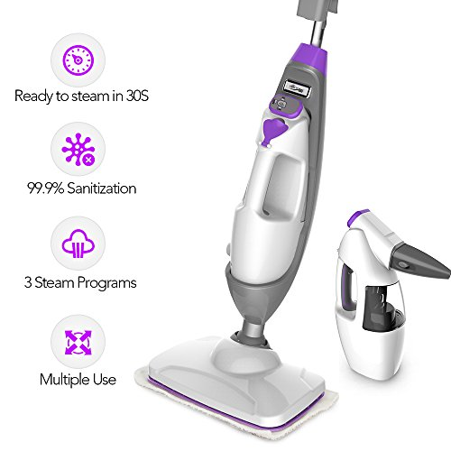 Steam Mop - Steam Cleaner Mult
