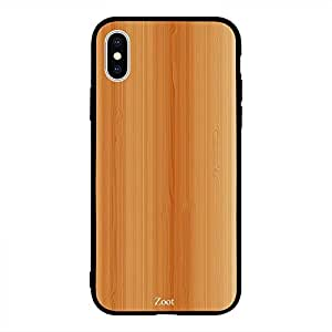 iPhone XS Max Lined Wood Pattern