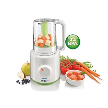 Philips Avent Combined Steamer and Blender 13