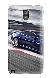New Style DPatrick 2011 Jaguar Xkr 4 Premium Tpu Cover Case For Galaxy Note 3