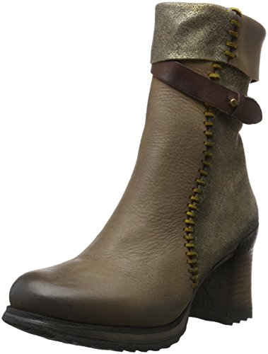 Bunker Booty, Botines para Mujer Taupe
