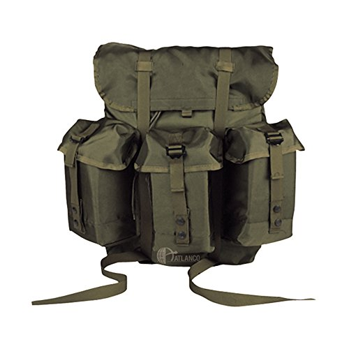 5ive Star Gear GI Spec Medium Alice Pack, Olive (Olive Drab Alice Pack)