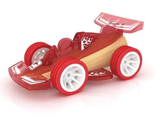 Hape Bamboo Kid's Mini Racer