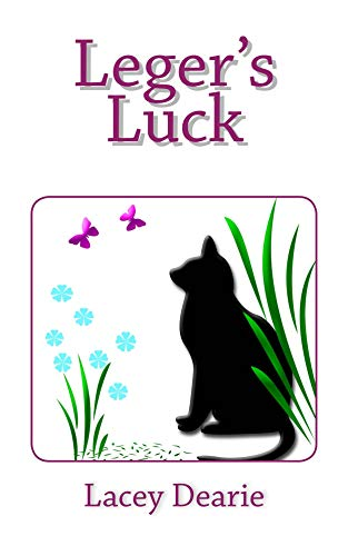 Leger's Luck (The Leger Cat Sleuth Mysteries Book 29) by [Dearie, Lacey]