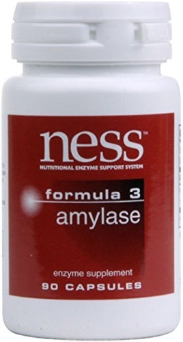 NESS Enzymes - Amylase #3 90 (Alpha Amylase Enzyme)