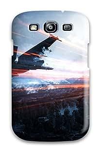 For Galaxy S3 Tpu Phone Case Cover(battlefield 3 Caspian Border)