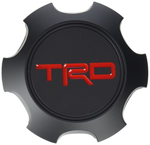 Genuine Toyota PTR20-35111-BK TRD Center Cap