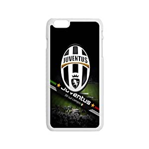 SANLSI Juventus Cell Phone Case for Iphone 6