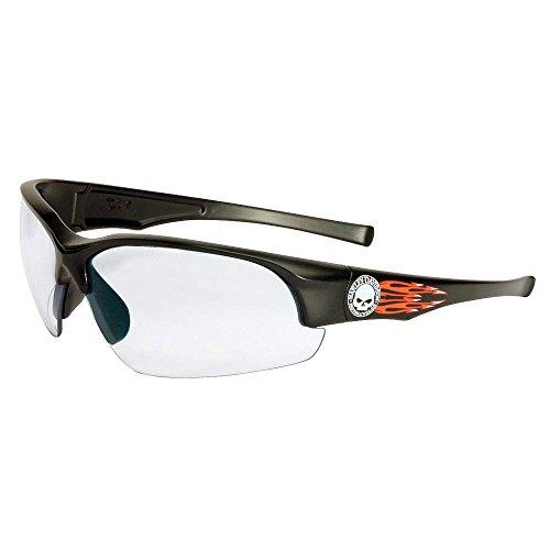 Harley-Davidson Safety Glasses, Clear