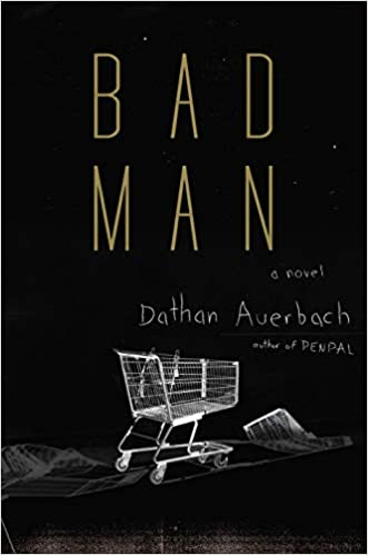 Image result for bad man a novel