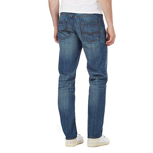 Maine New England Herren Jeanshose blau blau one size