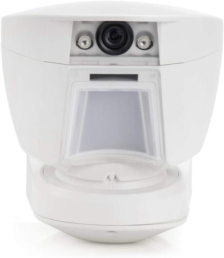 Detector de Movimiento Exterior con c/ámara Visonic