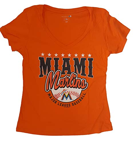 5ad7ee91e Miami Marlins Tee Shirts at Amazon.com