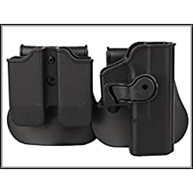 Retention Roto Right Handed Holster Fit GLOCK 17/22/31 and Magazine Carrier Set