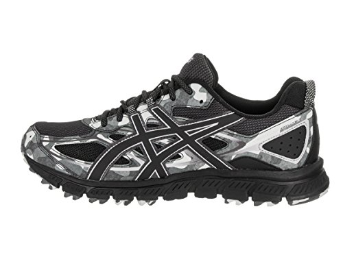 buy cheap official ASICS Men's Gel-scram 3 Trail Runner Black/Black/Glacier Grey comfortable sale online buy cheap low price fee shipping clearance Manchester KE3uEL2Q