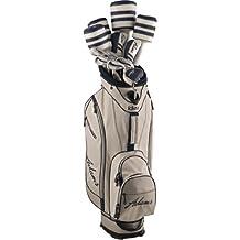 Adams Golf Women's New Idea Complete Set, Right Hand, Graphite, Ladies Flex, 4-PW