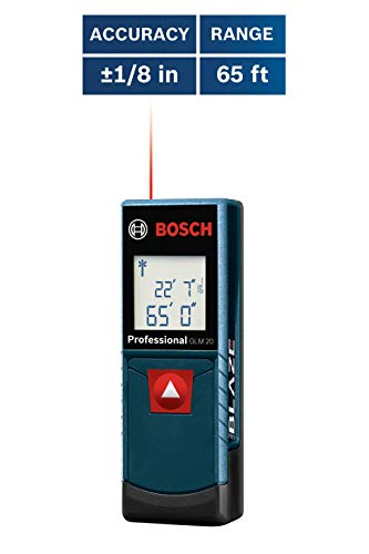 Bosch Laser Measures