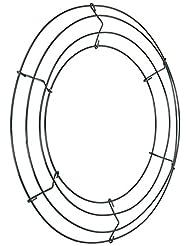 Wire Wreath Frame 12\