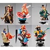 Megahouse - One Piece Chess Piece Collection Vol. 2 Trading Figure Display 9 by Megahouse