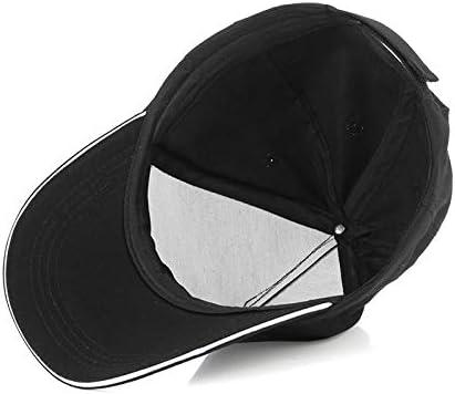 JWLJG-ZZ Casquette de Baseball Jwljg-ZZ Casquette De Baseball Coton Heavy Metal Band Chapeau Hommes Femmes Hip Hop R/églable Snapback Chapeau