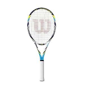 Wilson '12 Juice 100 BLX Tennis Racquet-2